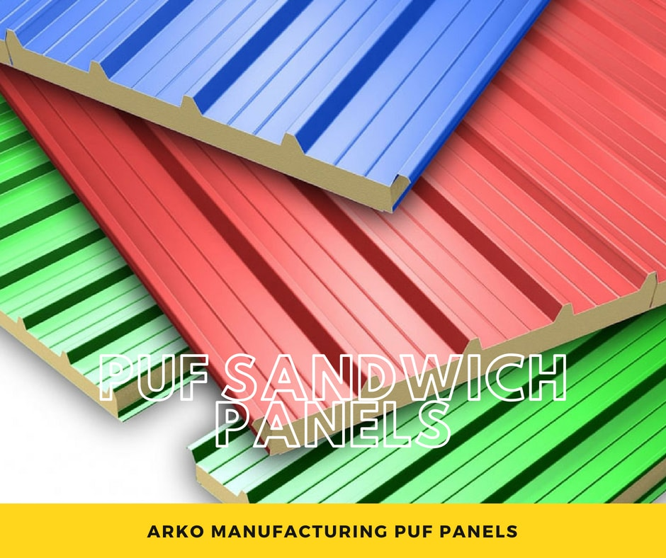 Arko Building Products Decking Sheets Sandwich Panels